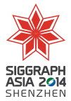 Upcoming: SIGGRAPH ASIA 2014